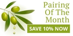 Save 10% on Pairing of the Month