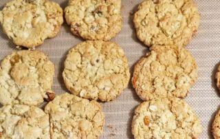 cookie recipe olive oil balsamic vinegar recipe
