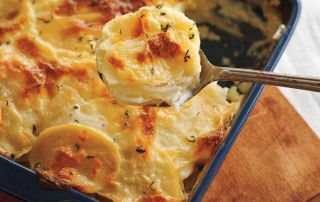 Tuscan Potato Gratin