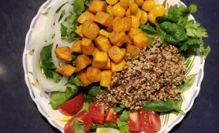 salad recipe olive oil vinegar