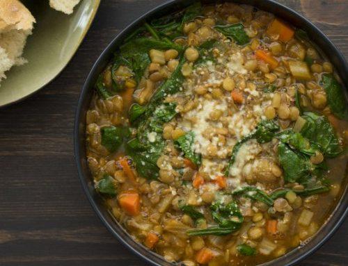 Donna's Spiced Lentil Soup