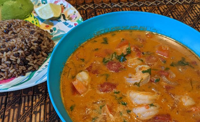 foodie recipes gourmet olive oil shrimp
